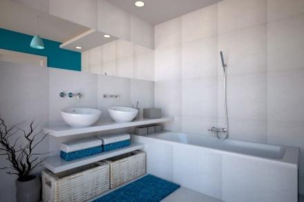 projekt łazienki architekt wnętrz kraków