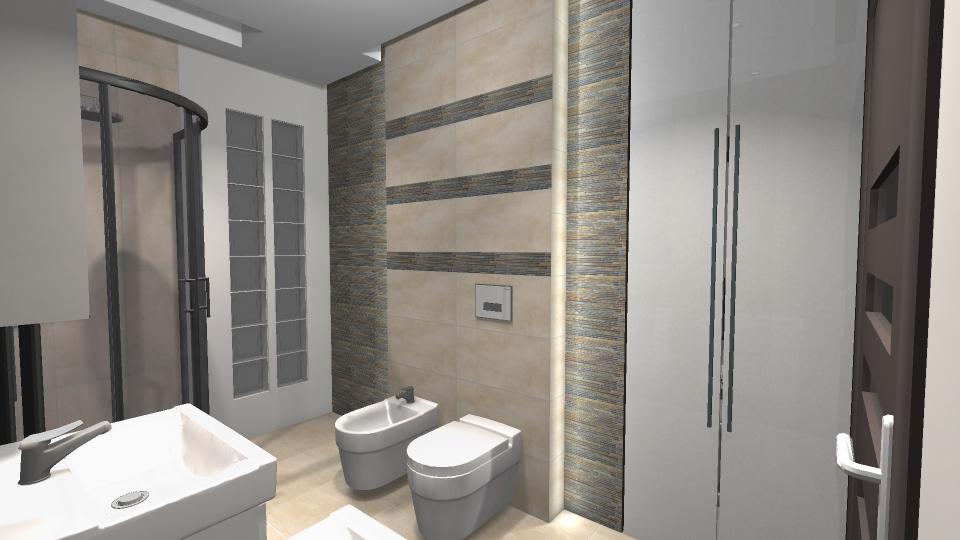 łazienka nowoczesna dla rodziny  od inspiracji do realizacji